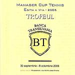 Pliantul turneului de tenis MCT 2006
